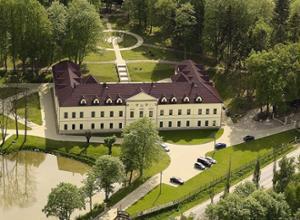 Chateau Kynsperk Aussenansicht