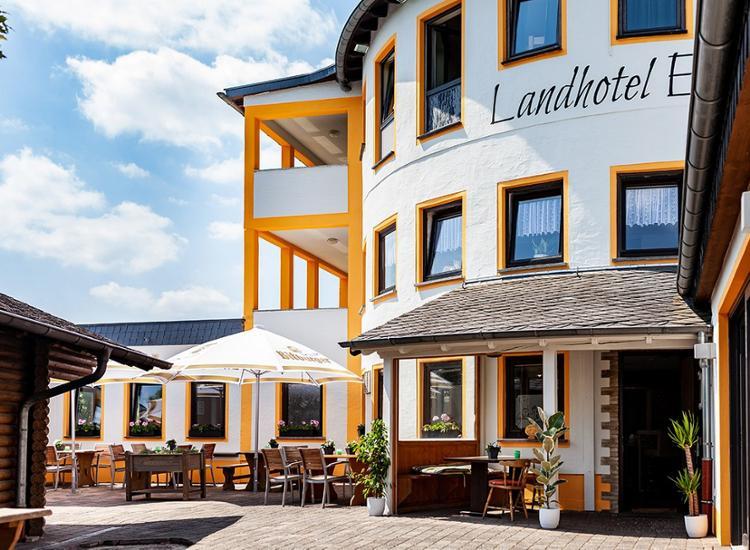 Landhotel Eifelblick Eingang