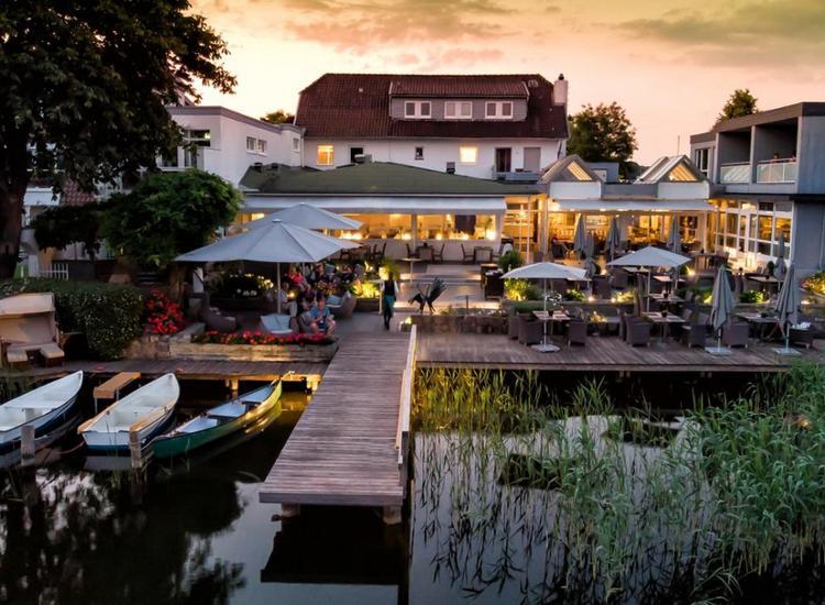 Hotel Der Seehof Ratzeburg Aussenansicht