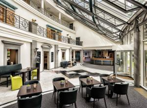 Seminaris Hotel Leipzig Lobby