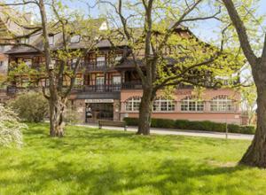 Hotel Munsch Elsass Aussenansicht