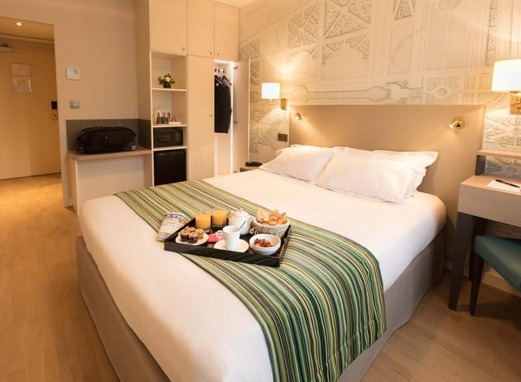 Hotel Alixia Antony Paris Doppelzimmer