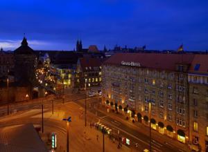 Le Meridien Grand Hotel Nuernberg Aussenansicht