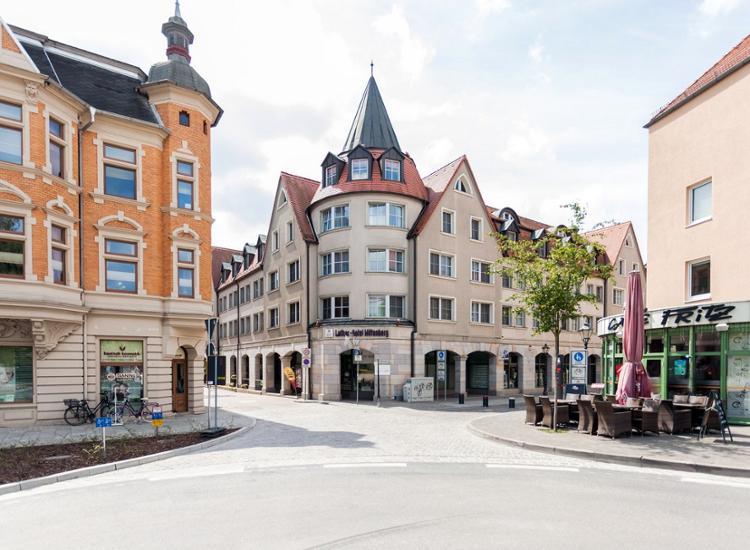 Luther Hotel Wittenberg Aussenansicht