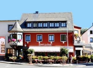 Hotel zur Post Waldbreitbach Aussenansicht