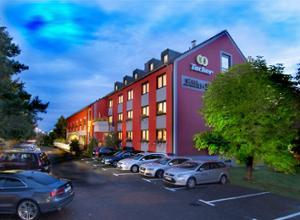 Hotel u Restaurant Kuebler Aussenansicht