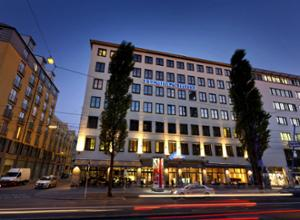 Flemings Hotel Muenchen City Aussenansicht