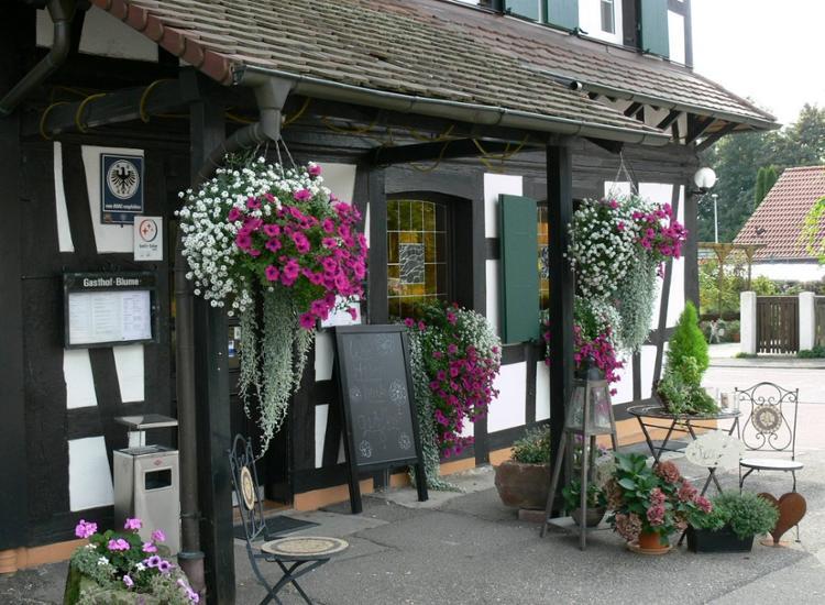 Hotel Landgasthof Blume Fachwerk