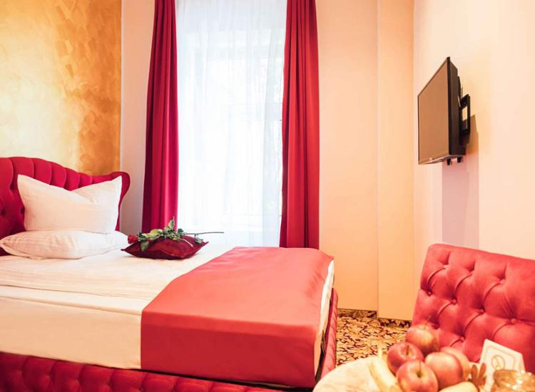 Hotel Hamburger Perle Doppelzimmer