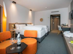 Flemings Express Hotel Wuppertal Doppelzimmer
