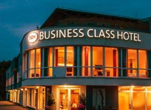 Business Class Boutique Hotel Ebersberg Aussenansicht