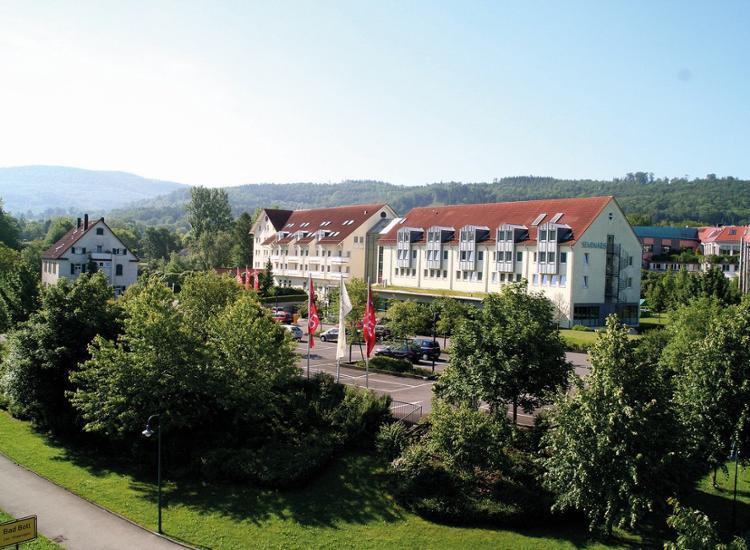 Seminaris Hotel Bad Boll Aussenansicht