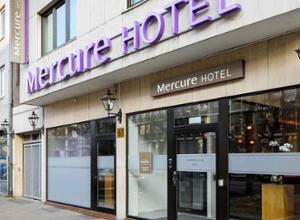 Mercure Hotel Duesseldorf Zentrum Aussenansicht