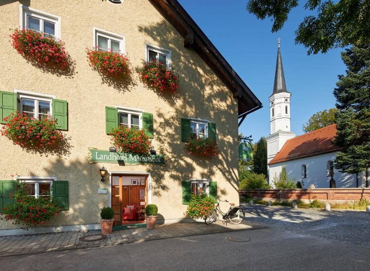 Classik Hotel Martinshof Muenchen