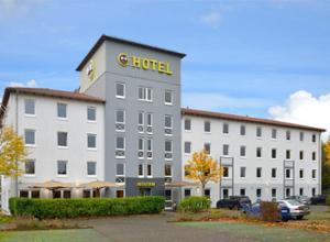 BB Hotel Koeln West Hotelansicht