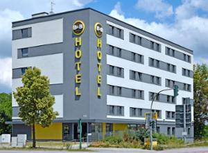 BB Hotel Regensburg Hotelansicht