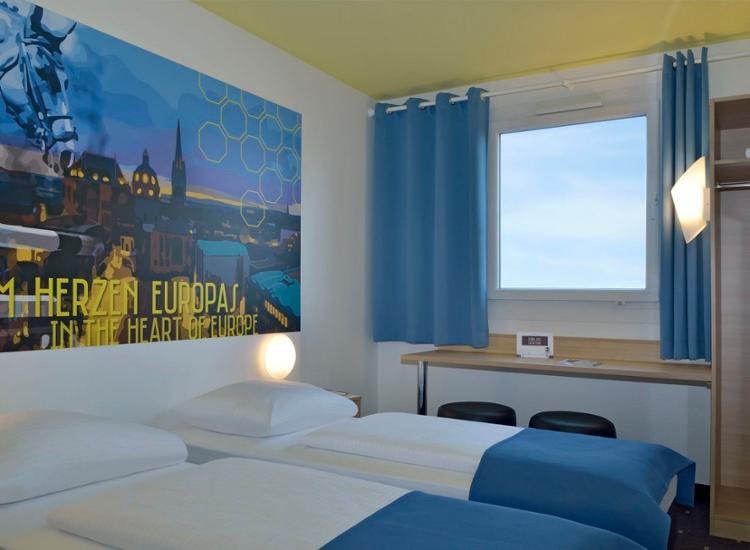 BB Hotel Aachen Wuerselen Doppelzimmer