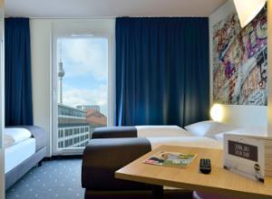 BB Hotel Berlin Alexanderplatz Doppelzimmer