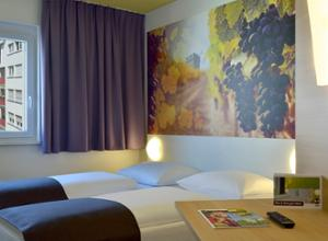 BB Hotel Heilbronn Doppelzimmer