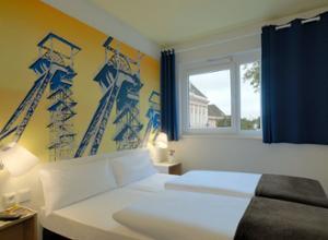 BB Hotel Hamm Doppelzimmer