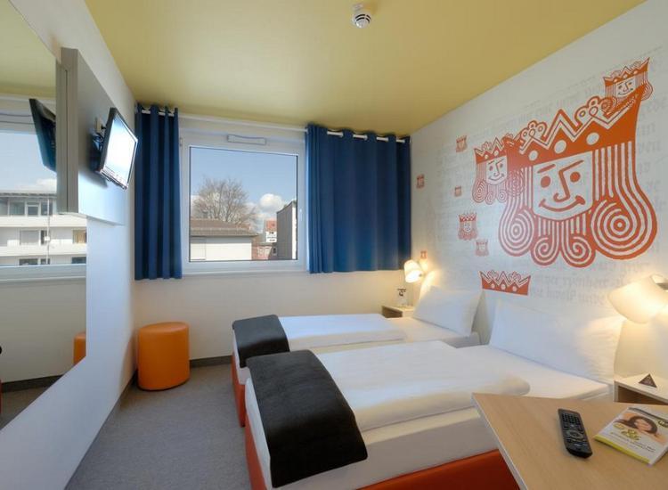 BB Hotel Kaiserslautern Doppelzimmer