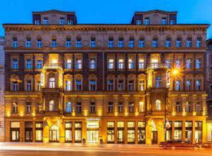 Radisson Blue Hotel Prag Fassade