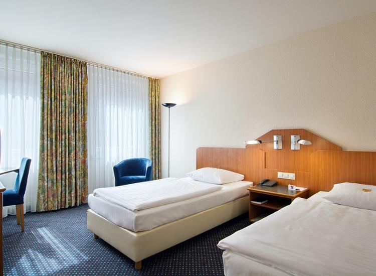 Arcadia Hotel Bielefeld Doppelzimmer