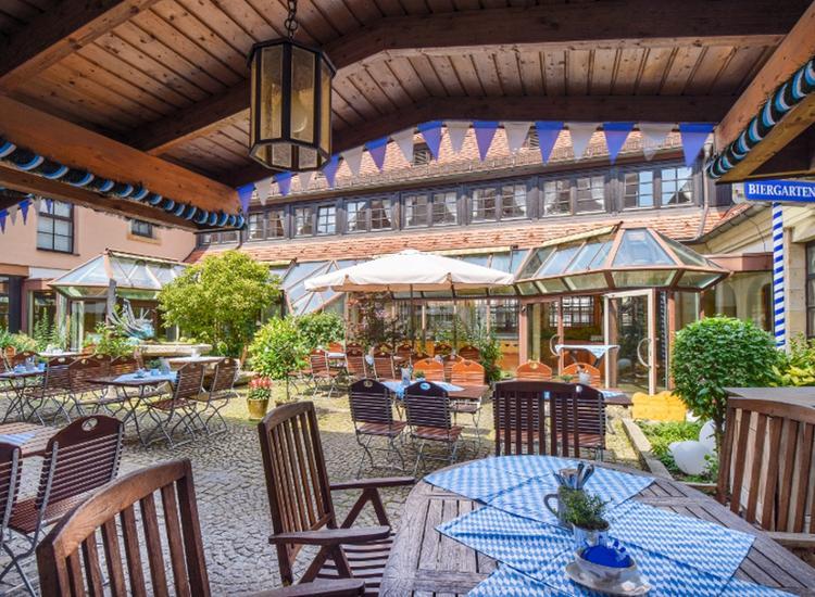 Landgasthof Hotel Riesengebirge Biergarten