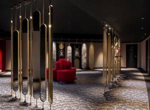 Hotel Maison Rouge Strassburg Lobby