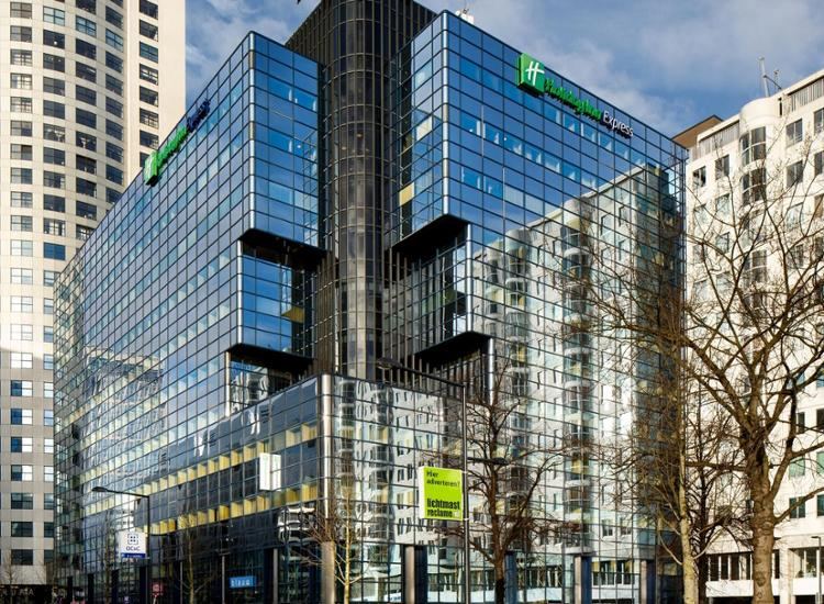 Holiday Inn Express Rotterdam  Central Station Hotel