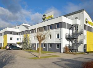BB Hotel Leipzig Nord Hotelansicht