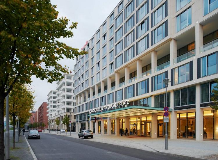 Berlin - Skandinavisches Design am Potsdamer Platz