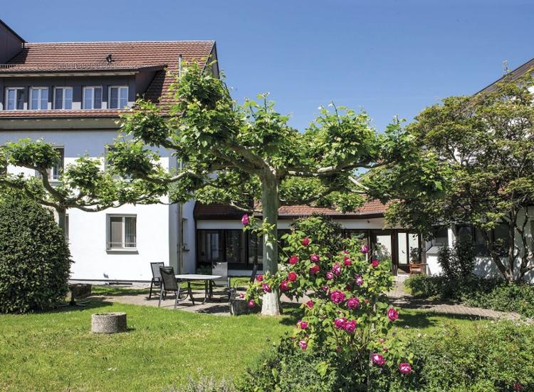 Die Sonnenseite des Bodensees - Komfortables Hotel bei Friedrichshafen inkl. Parken