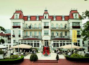 Romantik Hotel Esplanade Usedom