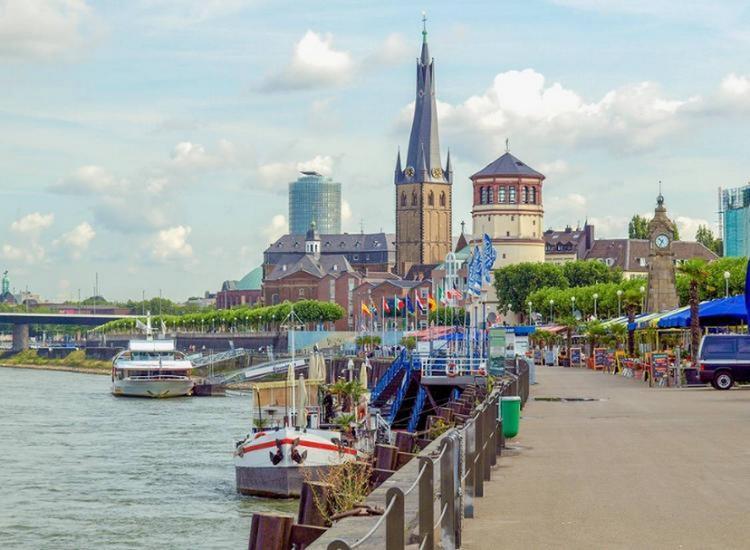 Best Western Hotel Duesseldorf City Landschaft