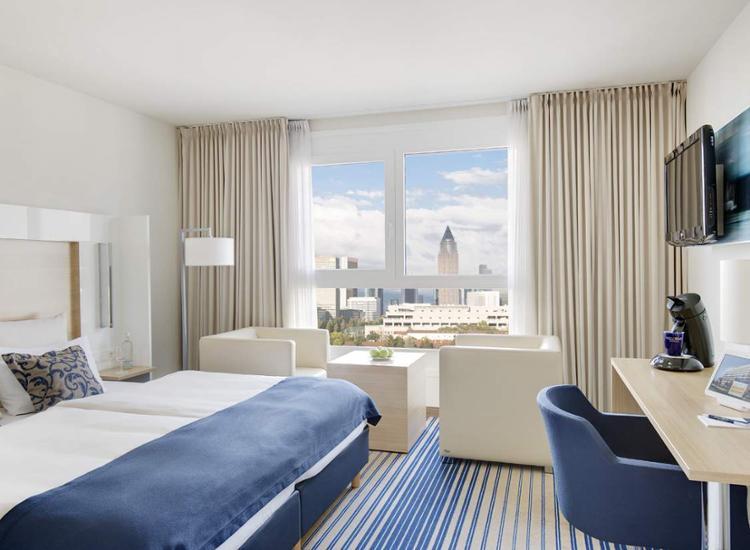 Welcome Hotel Frankfurt Hotelzimmer