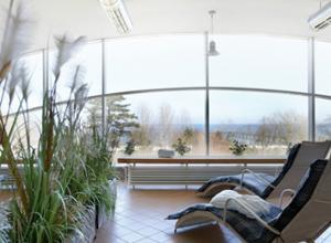 Seehotel Grossherzog von Mecklenburg Wellnessbereich