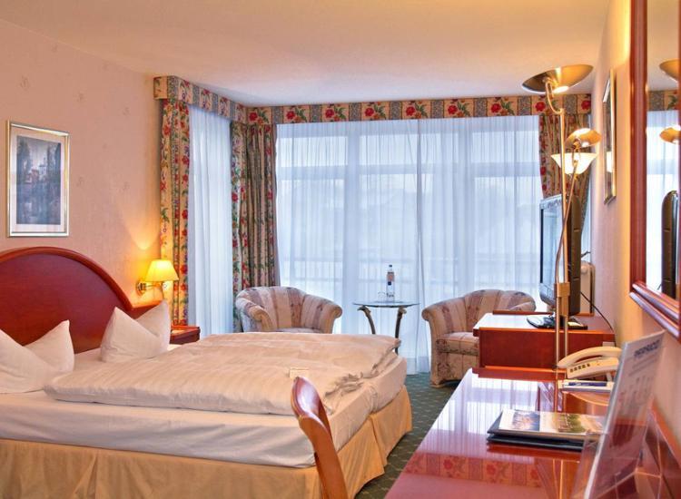 Ringhotel Ostseehotel Ahlbeck Hotelzimmer