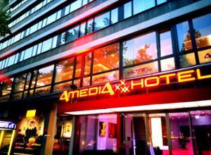 BW Olus Amedia Berlin Kurfuerstendamm Aussenansicht