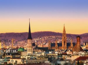 Best Western Plus Amedia Wien Stadtansicht