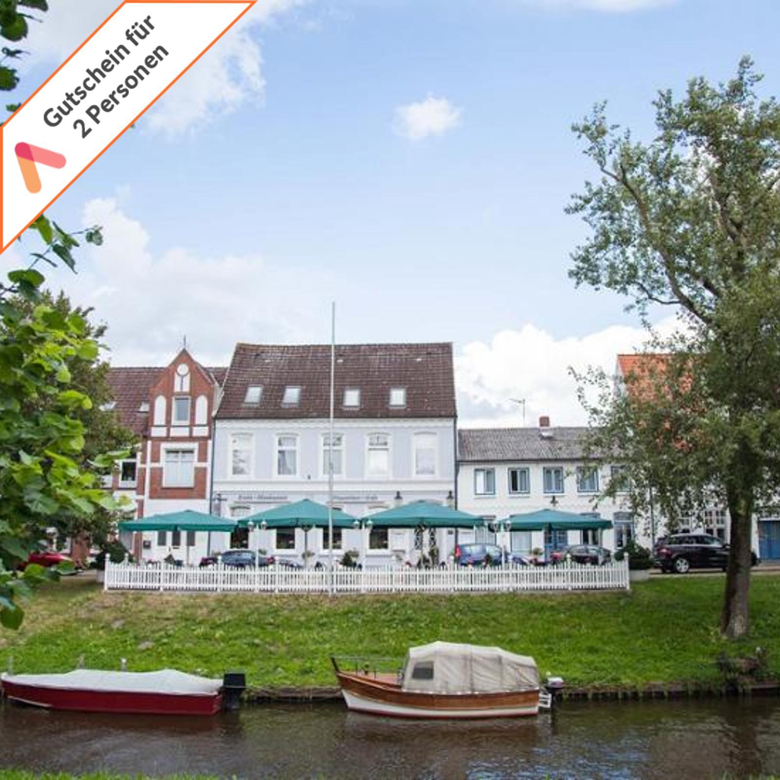 Wellness Kurzurlaub Friedrichstadt 3 bis 6 Tage für 2 Personen 4* Hotelgutschein
