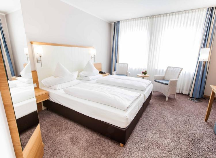 Wellness Kurzurlaub Friedrichstadt 3 bis 6 Tage für 2 Personen 4* Hotelgutschein 9