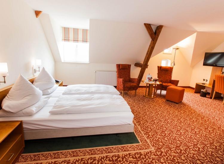 Wellness Kurzurlaub Friedrichstadt 3 bis 6 Tage für 2 Personen 4* Hotelgutschein 3