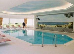 Parkhotel am Glienberg Usedom Pool