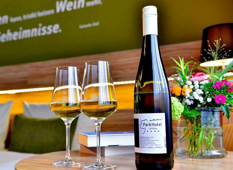 Parkhotel Landau Wein