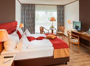 Michel Hotel Frankfurt Maintal Doppelzimmer