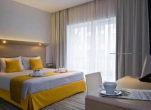 Park Inn by Radisson Budapest Hotelzimmer