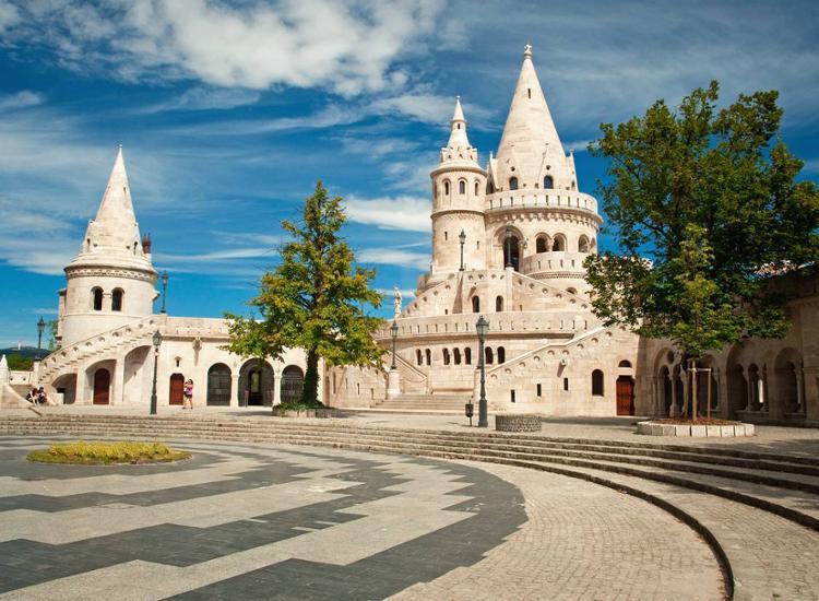 Städtereise Budapest Ungarn Hotel Park Inn Gutschein 2 Personen Dinner 4 Tage 7