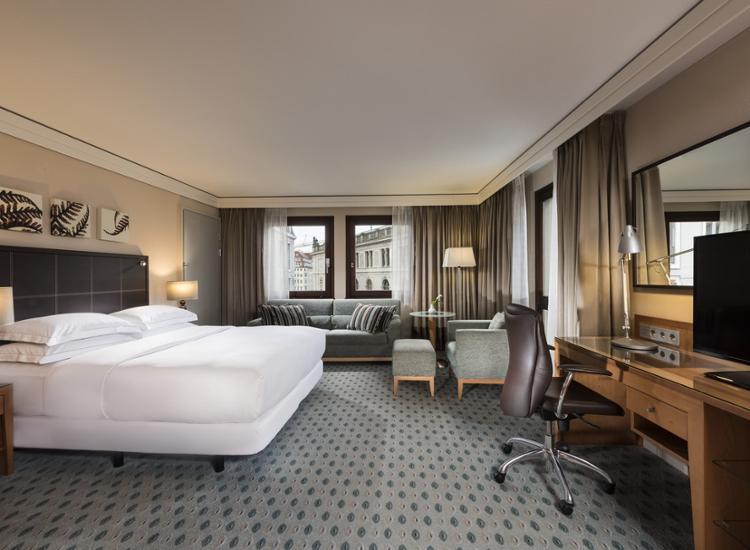 Kurzreise Dresden 3 Tage für 2 Personen im Hilton Luxus Hotel Wellness Gutschein