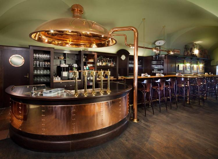 Grandhotel Zvon Budweis Bar